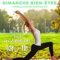 Les Dimanches Bien-être : Pilates