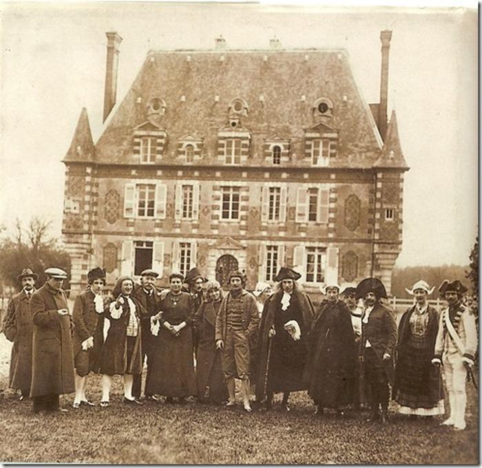 Journées du patrimoine 2019 - Visite guidée : Théâtre et Musique au Château