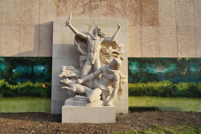 Journées du patrimoine 2019 - Visite « De l'art sur le campus d'Orsay »