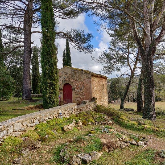 Journées du patrimoine 2020 - Annulé | Au cœur de la Provence - Visite libre du Domaine Saint-Antonin