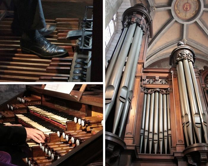 Journées du patrimoine 2020 - Présentation concert - Orgue Cavaillé-Coll de la basilique de Sainte-Anne-d'Auray