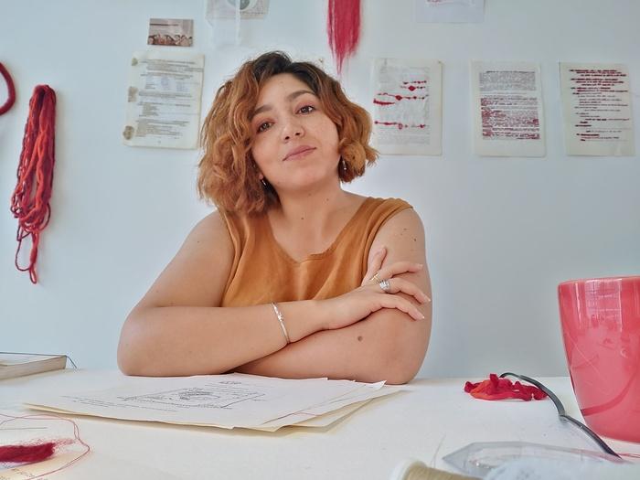 Journées du patrimoine 2019 - Ouverture de l'Atelier d'artiste avec Safa Attyaoui