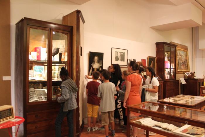 Journées du patrimoine 2020 - Il était une fois...une oeuvre d'art : projection des créations des scolaires des Hautes-Alpes