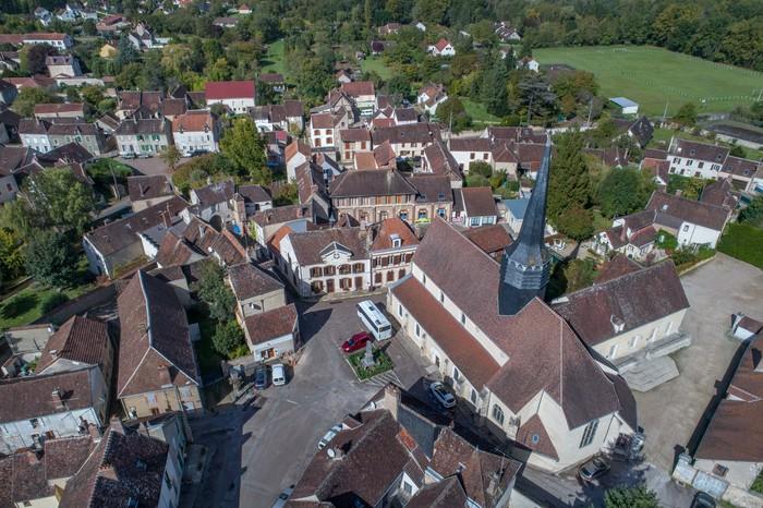 Journées du patrimoine 2019 - Visite libre de l'église de Cézy