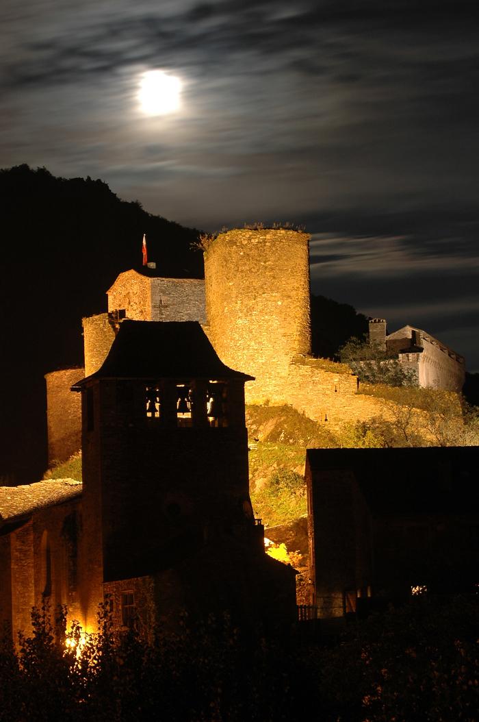 Nuit Romantique à Brousse le Château