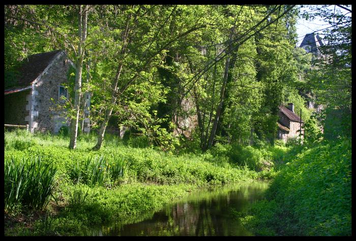 Journées du patrimoine 2019 - Visite guidée pour découverte des Méandres de l'Orne