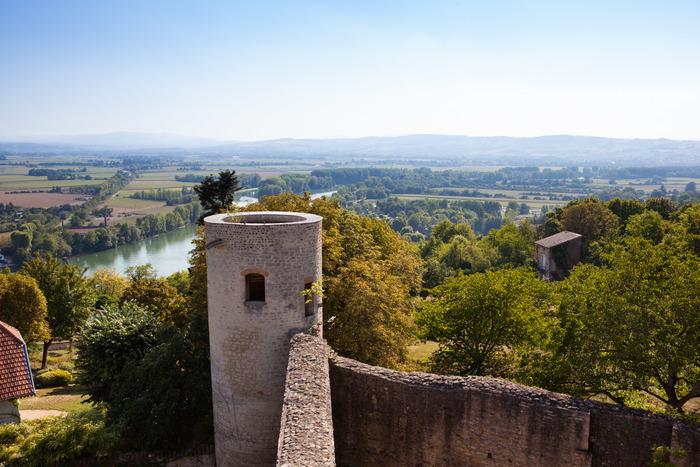 Journées du patrimoine 2020 - Visite du château fort de Trévoux