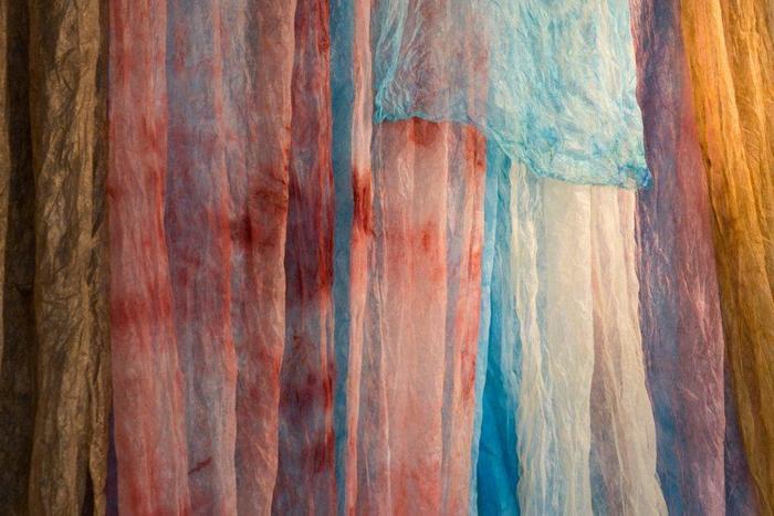 Journées du patrimoine 2020 - Béatrice Casadesus                 Peinture en métamorphose