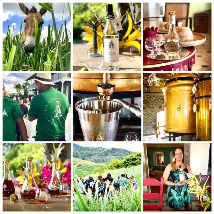 Journées du patrimoine 2020 - Le François / Visite libre de la distillerie A 1710 et de l'Habitation du Simon