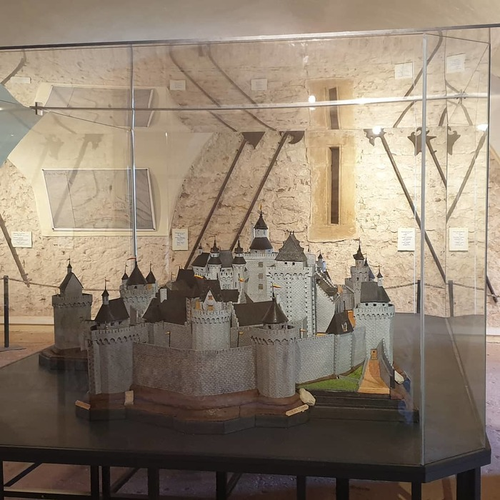 Journées du patrimoine 2020 - Découverte du Château des Ducs de Lorraine