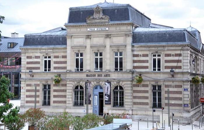 Journées du patrimoine 2020 - Démonstration à la maison des Arts - Journées portes ouvertes - Visites des différents ateliers (peintures, sculptures, photographies, etc.)