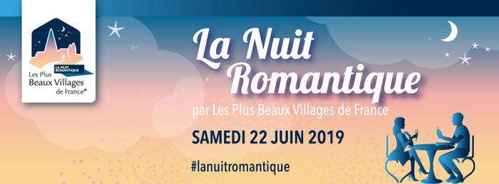La Nuit Romantique à Noyers-sur-Serein