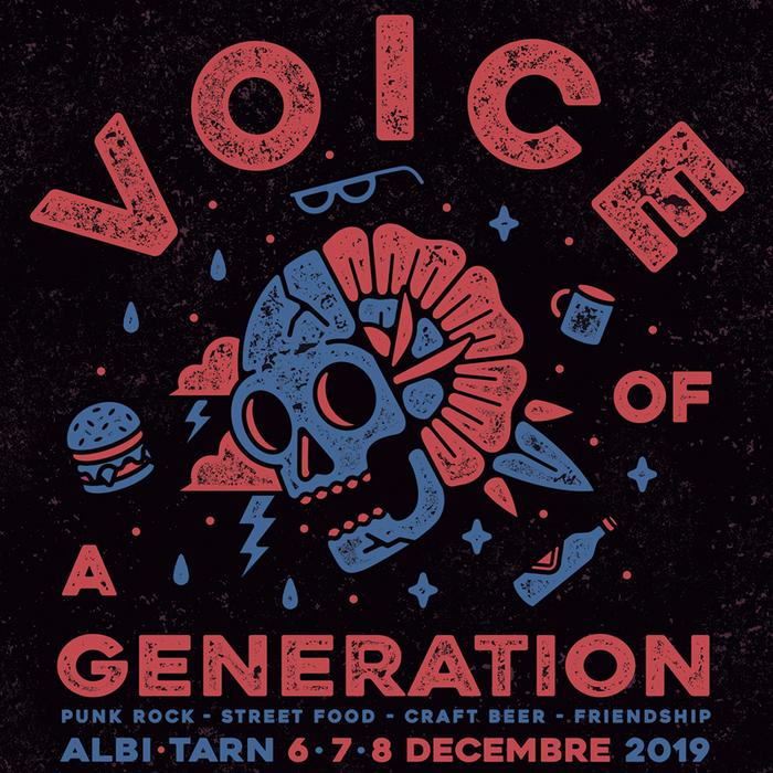 Un nouveau festival dédié à la culture punk et la scène française débarque sur Albi du 6 au 8 décembre !