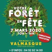 Votre forêt en fête