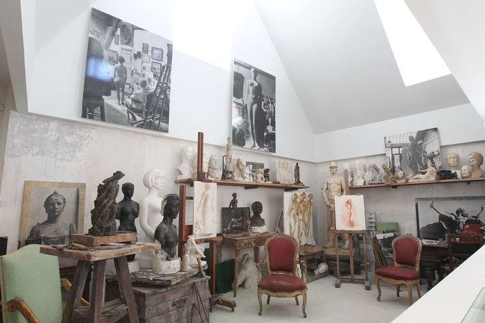 Journées du patrimoine 2019 - Atelier modelage