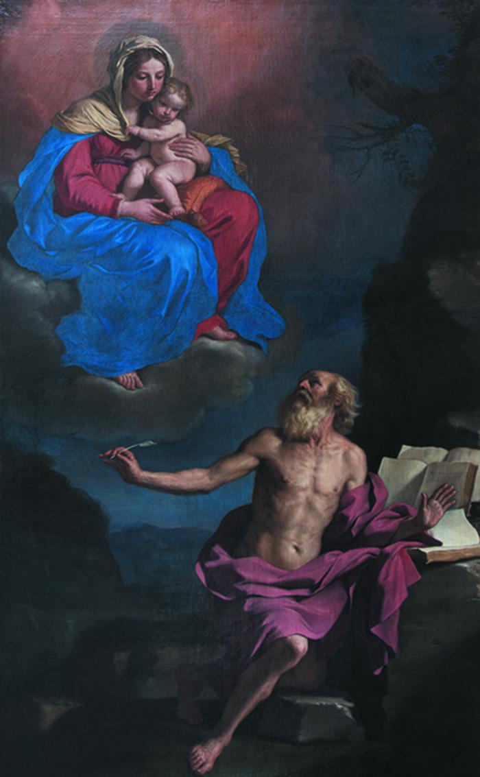 Journées du patrimoine 2019 - Visite commentée à l'église Saint-Thomas d'Aquin d'un tableau du Guerchin