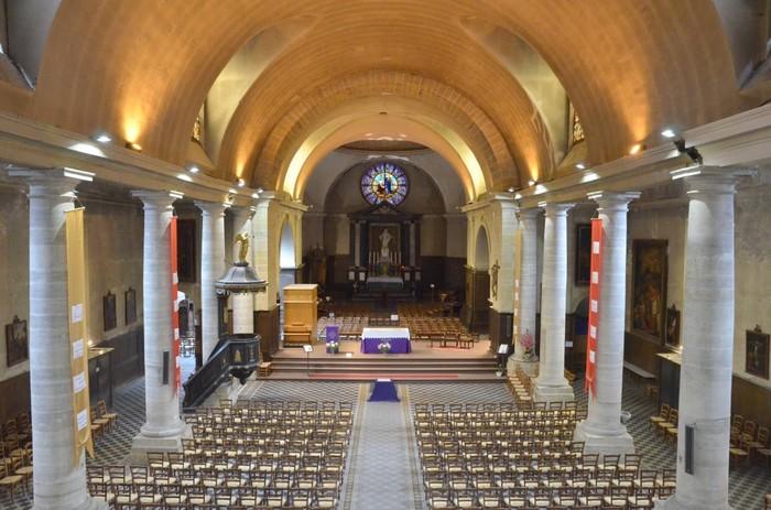 Journées du patrimoine 2020 - Visite guidée de l'église Saint-Charles-Borromée