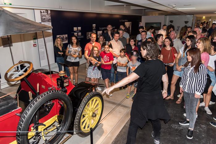 Journées du patrimoine 2019 - Visite-conte, joutes et tournois au temps de François Ier