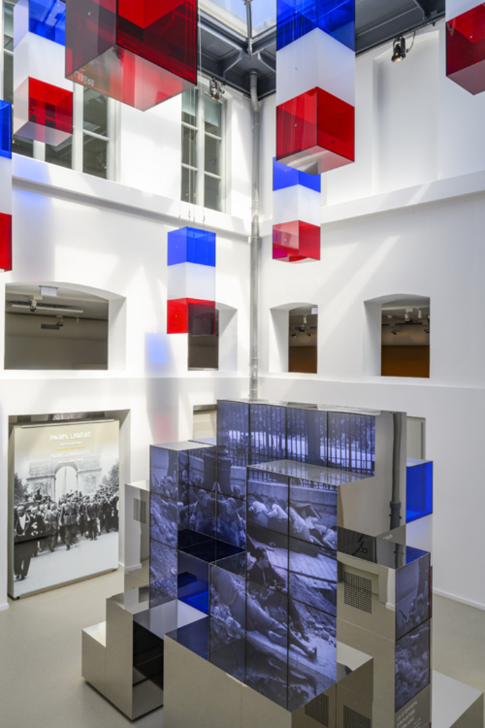 Journées du patrimoine 2020 - Visite libre du musée de la Libération de Paris - musée du général Leclerc - musée Jean Moulin