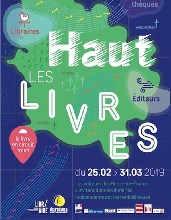 Festival Haut les livres !