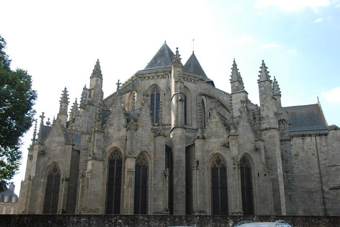 Journées du patrimoine 2020 - Visite libre de l'église Saint-Malo