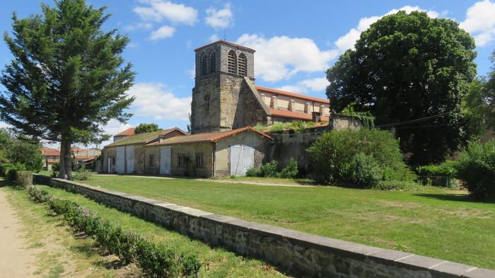 Journées du patrimoine 2020 - Visite commentée d'un site clunisien : Mozac