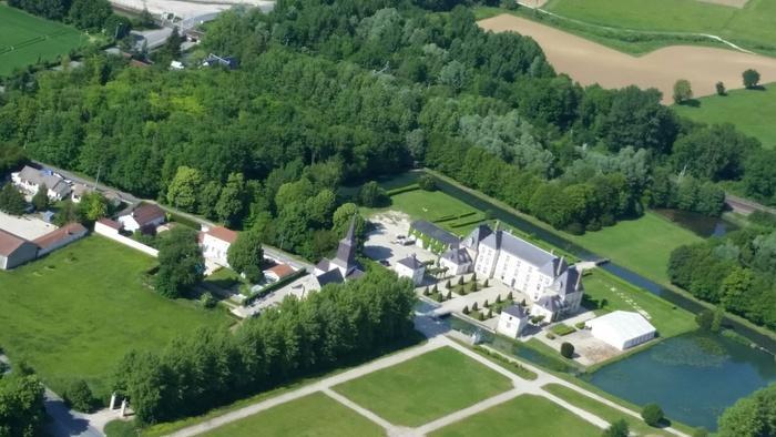 Journées du patrimoine 2019 - Visite libre des extérieurs du château de Vitry-la-Ville