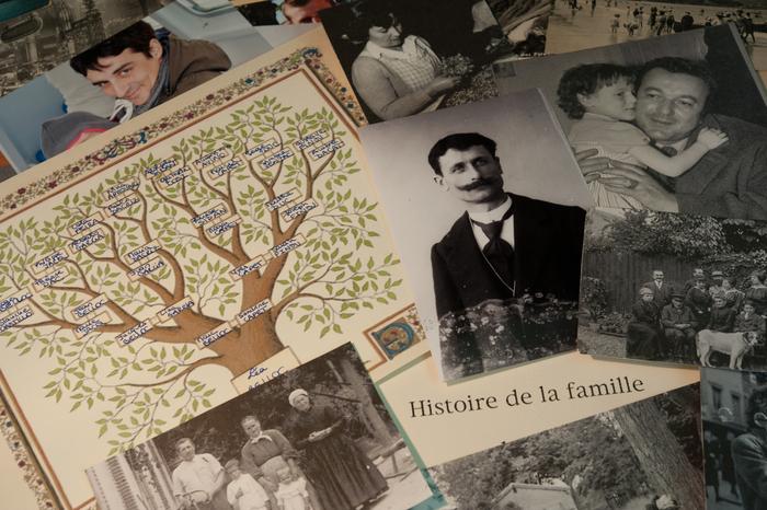 Atelier numérique « Sur les traces de ses ancêtres » - niveau initiés