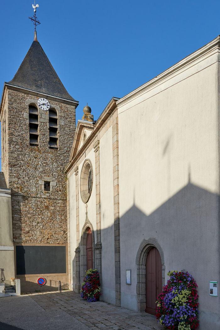 Journées du patrimoine 2020 - Visite commentée de l'église de la Tessoualle