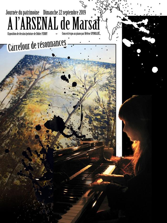 Journées du patrimoine 2019 - Carrefour de Résonances