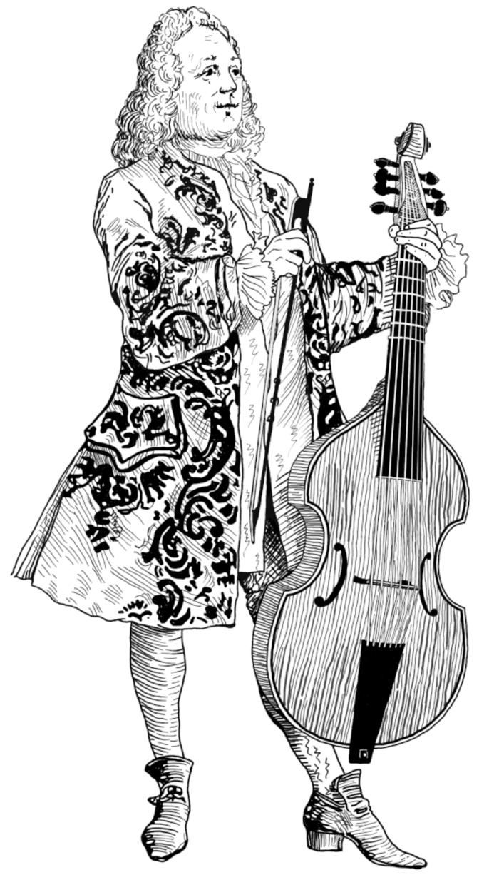 Journées du patrimoine 2019 - Présentation d'instruments de musique baroque
