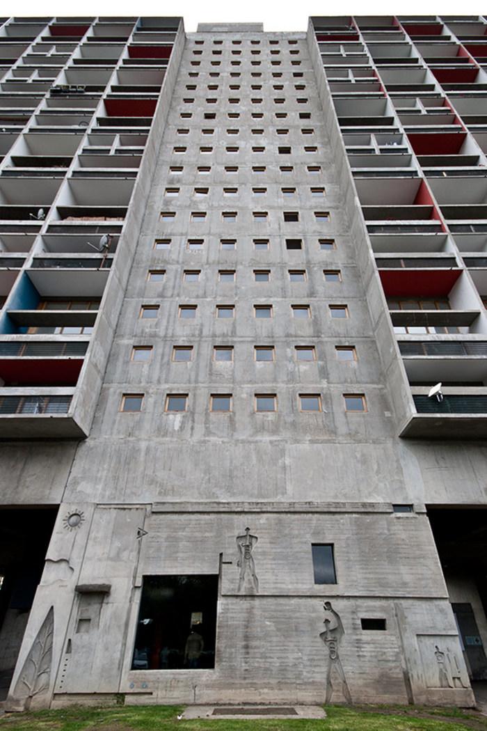 Journées du patrimoine 2020 - Découverte de l'Unité d'Habitation Le Corbusier de Firminy