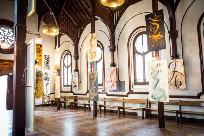 Journées du patrimoine 2020 - Exposition - installation