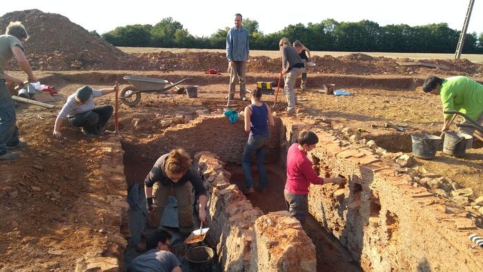 Journées du patrimoine 2019 - Fouille archéologique : des tuileries médiévales et modernes