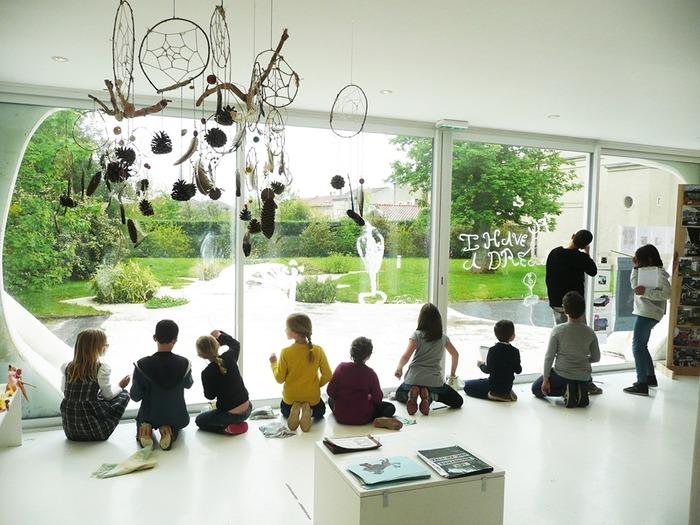 Journées du patrimoine 2019 - Atelier familles