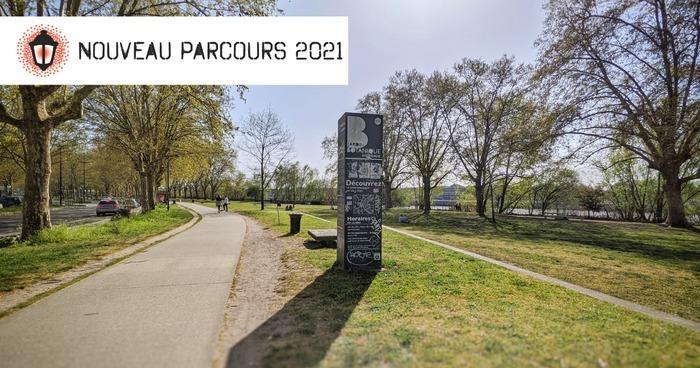 Balade Alternative «La Bastide : nouveaux lieux de vie dans le parc aux Angéliques»