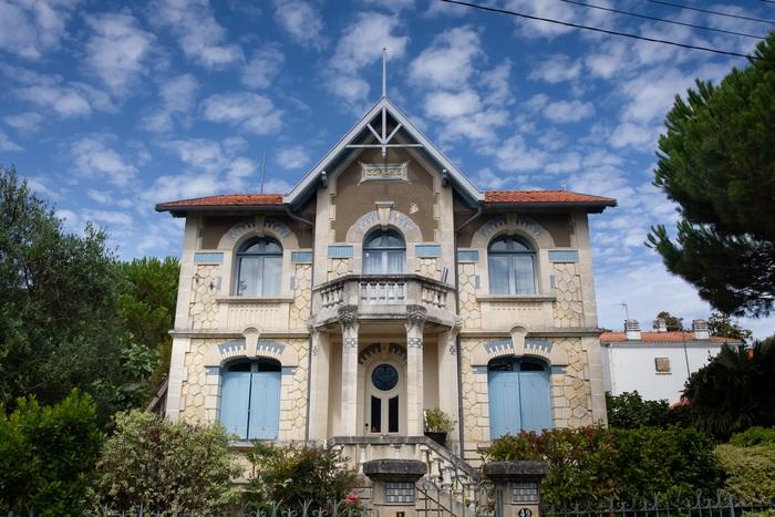 Journées du patrimoine 2020 - Conférence « Les bains de mer et l'architecture balnéaire à Royan »
