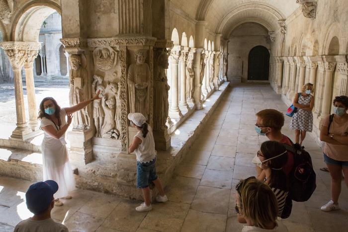 Journées du patrimoine 2020 - Annulé | Cloitre Saint-Trophime (Visite flash)