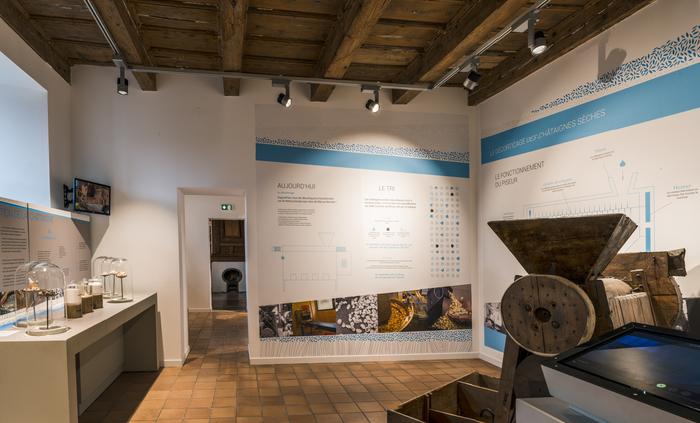 Journées du patrimoine 2020 - Castanea - Espace découverte de la châtaigne d'Ardèche