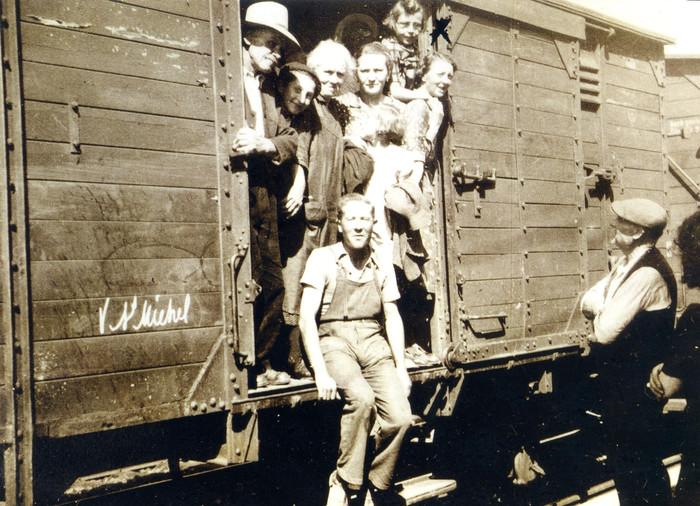 Journées du patrimoine 2019 - Un exil intérieur : l'évacuation des mineurs du bassin Houiller, Septembre 1939- Août 1940