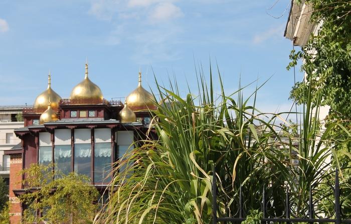 Journées du patrimoine 2020 - Visite découverte du parc de Bécon