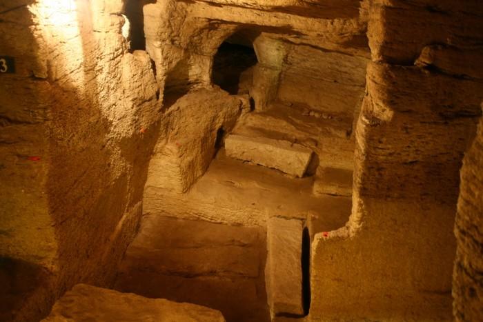 Journées du patrimoine 2019 - Troglodytes et Sarcophages , un monde souterrain méconnu