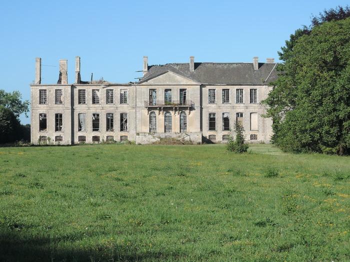 Journées du patrimoine 2019 - Visite guidée des extérieurs du château de Magny-en-bessin
