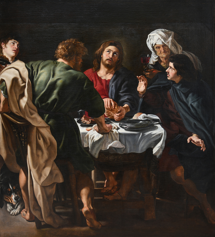 Journées du patrimoine 2020 - Conférence sur la restauration d'un tableau de Rubens à l'hôtel d'Albret