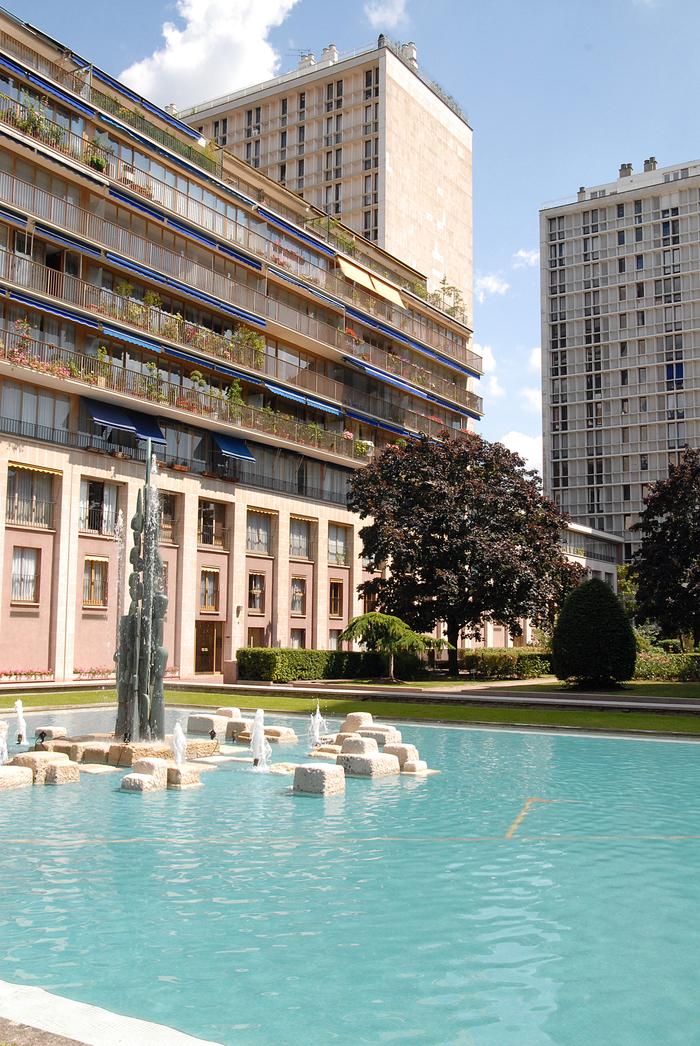 Journées du patrimoine 2019 - Visite guidée des immeubles Fernand Pouillon