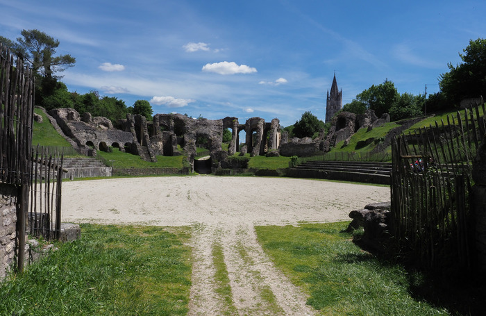 Journées du patrimoine 2019 - Ouverture et visite libre de l'amphithéâtre gallo-romain de Saintes