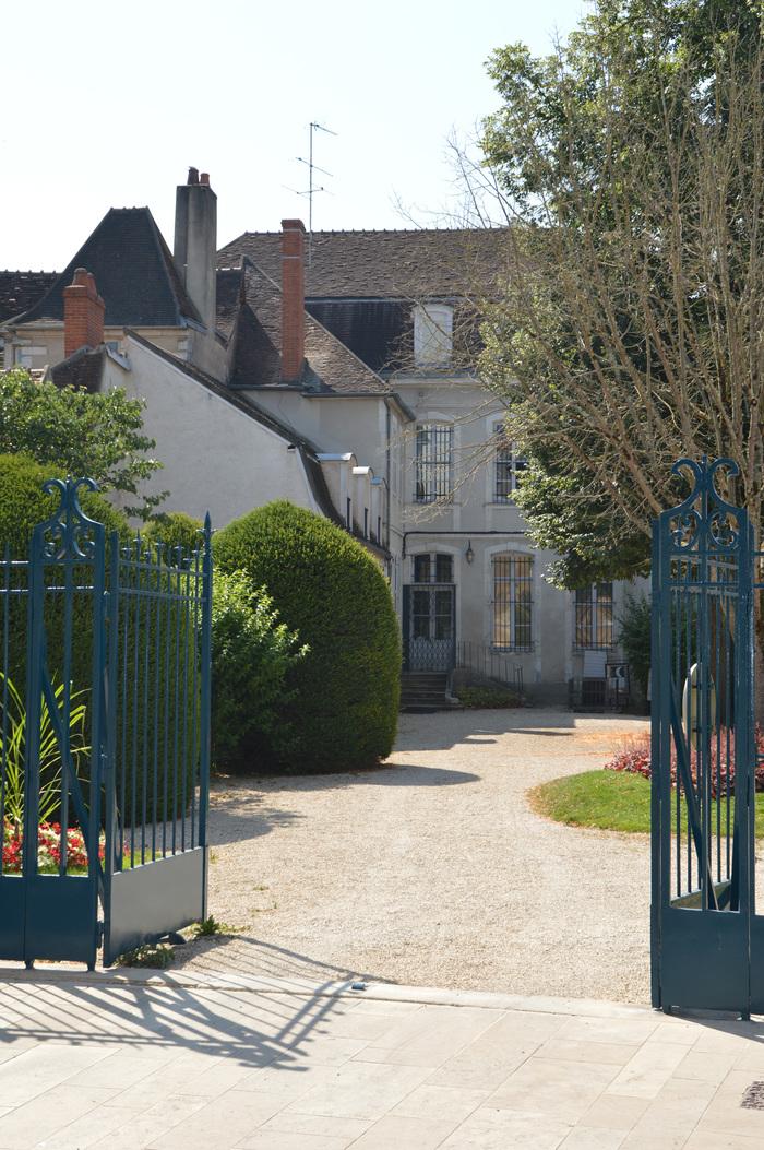 Journées du patrimoine 2019 - Concert par l'Harmonie d'Auxerre au musée Leblanc-Duvernoy