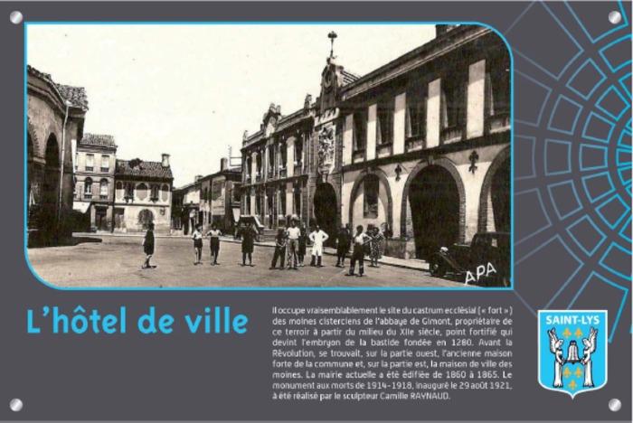 Journées du patrimoine 2019 - Inauguration et circuit de présentation de plaques historiques