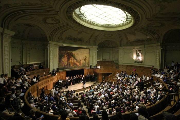 Journées du patrimoine 2019 - Concert de l'Orchestre et Chœur des Universités de Paris