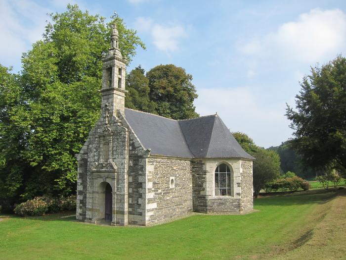 Journées du patrimoine 2020 - La chapelle et ses abords - Domaine de Trévarez